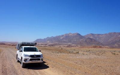 Wundertüte Namibia